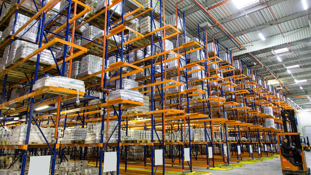 Warehouse Management Amp Stock Control Logic Institute For